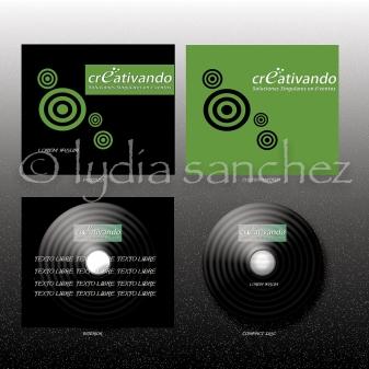 CD ESPIRAL GREEN