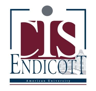 CIS ENDICOTT Logo